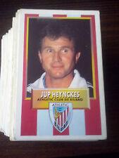 lote 50 cromos Ediciones Este 1993/1994 93/94 versin carton Sin pegar