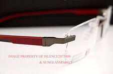 Brand New TAG Heuer Eyeglasses Frames AUTOMATIC 0842 006 GUNMETAL/BURG for Men