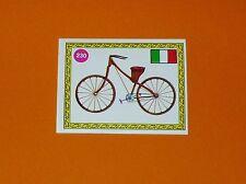 PANINI SPRINT 72 CYCLISME 1972 N°230 VIANZONE ITALIE 1884 BICYCLETTE ITALIA