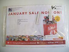 "Classic Bike Magazine. February. 2012. ""NEW"" subscription copy still sealed."