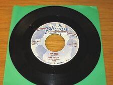 """INSTRUMENTAL  45 RPM - BILL JUSTIS - PHILLIPS 3535 - """"BOP TRAIN"""""""