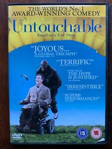 Untouchable DVD 2011 Intouchables French Movie Classic