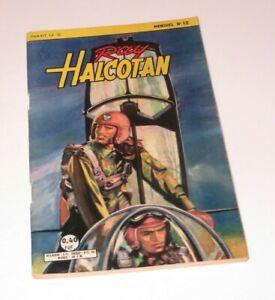 RAY HALCOTAN NO.12  FRENCH EDITION 1961 ARTIMA WAR COMIC FREE SHIPPING*