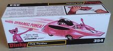 Dinky 354 Pink Panther Car Empty Repro Box Only