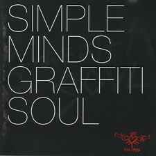 SIMPLE MINDS - Graffiti soul - CD album