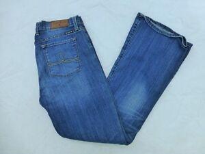 WOMENS LUCKY BRAND SOFIA BOOTCUT JEANS SIZE 12x31.5 #W578