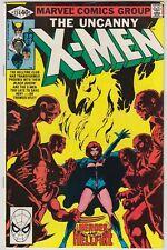 X-MEN #134, 135, 136, 137, & 138, MARVEL 1980, AVG VF/VF+, DARK PHOENIX SAGA