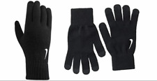 Nike Unisex Knitted Grip Tech Gloves Black XL