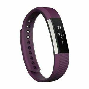 Brand New Fitbit Alta FB406PML Activity Tracker, Large - Plum