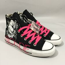 2009 One Way Or Another Inspired BLONDIE Converse Chuck Taylor  All Star 7 Women