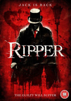 Ripper DVD NEW DVD British Horror Story Movie Jack the Ripper based story