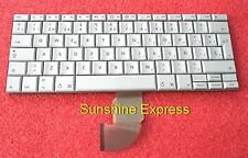 "New OEM Apple PowerBook G4 Aluminum 17"" A1013 A1052 Espanol Keyboard PK13P84007P"
