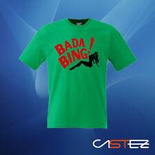 Camiseta  bada bing! mafia mob los sopranos soprano (ENVIO 24/48h)