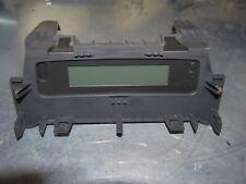 RENAULT MEGANE II MK2 02-08 INTERIOR DASH DIGITAL CLOCK TIME DISPLAY SCREEN