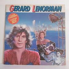 """33T Gérard LENORMAN Disque LP 12"""" BOULEVARD DE L'OCEAN - CAROLINE MELODY 67323"""