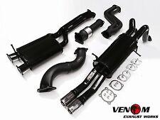 Venom FG Turbo Ute Turbo-Back Exhaust - Falcon XR6 FPV F6 FORCE6 BARRA