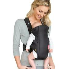 Infantino Swift Classic Baby Travel Carrier Black