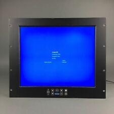 "General Digital 19""/SXGA Saber SRM-19W-964-08-00-01-02-EP03 Monitor 90-850-111"