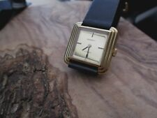 vintage ladies regency watch, mechanical mirror style dial  running