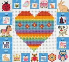 Anchor Counted Cross Stitch Kit - Perfect for Children / Beginners - 1st Kit