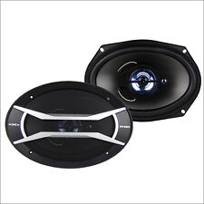 6x9 3-Way IMPP Cone Coaxial Triaxial Car Speaker 400 Watts XGT-6903 SOLD by PAIR