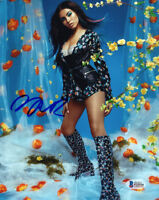 MADISON BEER SIGNED AUTOGRAPHED 8x10 PHOTO VERY PRETTY SEXY RARE BECKETT BAS