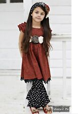 fe9eaba842 New With Tags Mustard Pie 3T Enchanted Holiday Delphine Party Dress Holly  Plaid