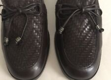 Unisa Mules Size 8B Brown Leather NWOB