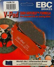 EBC Brakes Semi-Sintered V Brake Pads - FA319/2V