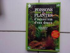 guide pratique des POISSONS ET PLANTES d' AQUARIUM d'eau douce Mioulane Zelinsky