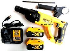 DEWALT DCH133B 20V Max XR Rotary Hammer Drill