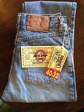 Donovan blue womens straight leg jeans 28' 32L