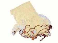 Deko Fischernetz 6,25 m² beige / natur ca. 2,5 x 2,5 m mit Korkbojen