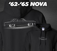 Nova Hoodie 1962 to 1965 Chevrolet Chevy II SS 1963 1964 62 63 64 65