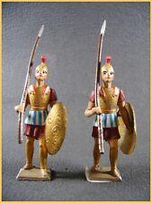 """CBG Mignot L'antiquité,Les Grec """"hoplites"""" ,  (antique toys)"""
