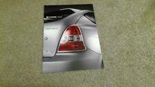 Hyundai Accent Sales Brochure 2007