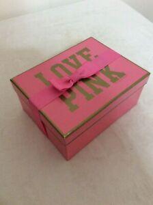 NEW Victorias Secret Pink Faux Leather Billion Dollar Dog VERY Rare