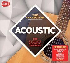ACOUSTIC:THE COLLECTION (SHOLA AMA, JESSE & JOY, FOY VANCE,...)  3 CD NEU