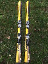 Volki 724 Pro Jr. Snow Skis 1200mm, Marker Junior M 450 Bindings Used