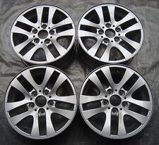 4 BMW Styling 156 Alufelgen Felgen 7J x 16 ET34 3er E90 E91 6775595 DEMO WIE NEU