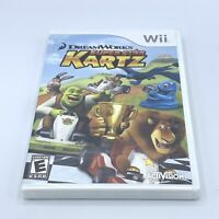 DreamWorks Super Star Kartz (Nintendo Wii, 2011) Shrek NEW And Sealed
