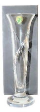 """Waterford  Crystal 9"""" Siren Bud Vase MADE IN IRELAND NEW IN THE BOX"""