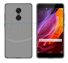 FUNDA de GEL TPU TRANSPARENTE para XIAOMI REDMI NOTE 4X / 4 VERSION GLOBAL case
