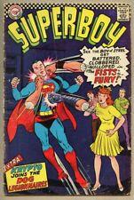 Superboy #131-1966 vg 4.0 Krypto / Curt Swan / Luthor