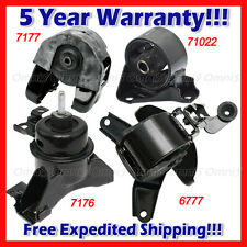 L912 Fits 2007-2010 Kia Optima/ Magentis 2.4L Engine Motor & Trans Mount Set 4pc