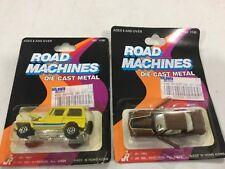 Vintage Road Machines lot JEEP, Camaro Z-28! Hong Kong! FREE shipping