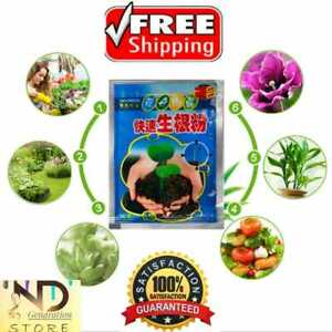 1pcs Extra Fast Rooting Powder Plant Flower Transplant Growth Improve Survival