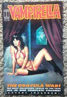 Vampirella #1 The Dracula War May 1994 2nd Printing Harris Publications