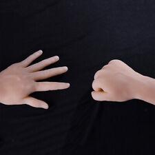 2x Tattoo Artists & Beginners Practice Fake Hands Model Dummy Doll Manikin