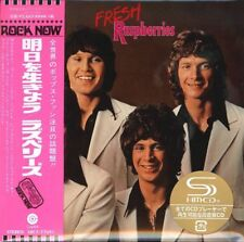 RASPBERRIES-FRESH-JAPAN MINI LP SHM-CD BONUS TRACK Ltd/Ed G00